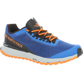 The North Face Ultra Swift Shoes Men nautical blue/tnf black